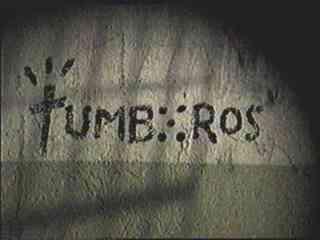 Imagen de cinco puntos. Tatuaje tumbero