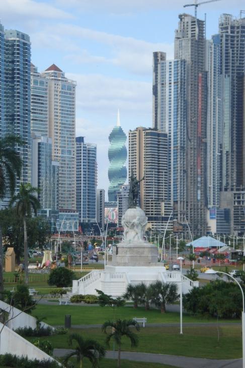 Ciudad de Panamá. Fotografía