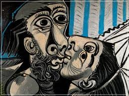 Beso. Picasso