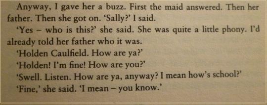 The Catcher in the Rye, J. D. Salinger