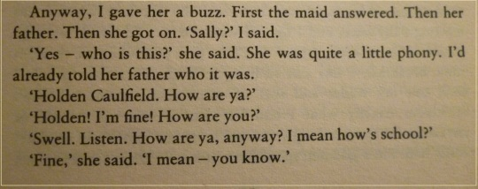 The Catcher in the Rye, J. D. Salinger